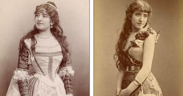 Женщины, которые правили Парижем из постели: скандальный каталог c парижскими куртизанками XIX века