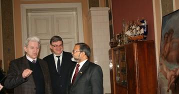 До Львівської політехніки завітав посол Індії в Україні