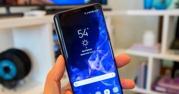 Samsung Galaxy S9 установил мировой рекорд по скорости мобильного интернета