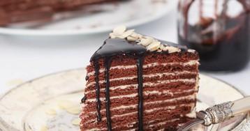Легендарный торт «Спартак»