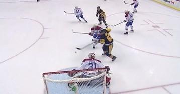 Кросби запилил 700-й ассист в НХЛ и отметил эту красоту цирковой шайбой