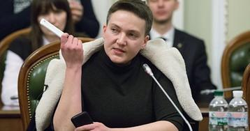 Надежду Савченко задержали в Верховной раде