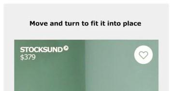 AR-приложение IKEA добралось до Android