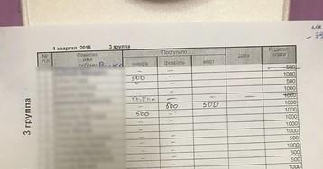 Омские власти проводят проверку из-за списка добровольных пожертвований в детсаду