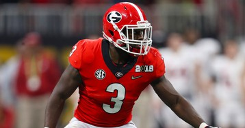 Georgia Linebacker Roquan Smith Gets Smile Out Of Bill Belichick During Pro Day
