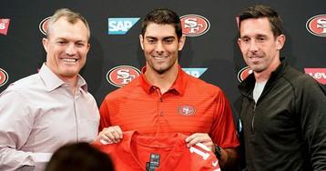 49ers Originally Wanted This Quarterback Before Jimmy Garoppolo Trade