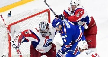 СКА обыграл «Локомотив» и вышел в финал Западной конференции