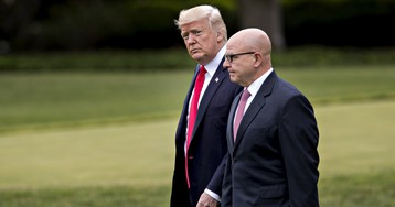 Trump Makes Snap Move to Oust McMaster as Russia Decision Looms