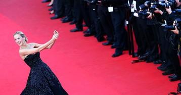 На красной дорожке Каннского кинофестиваля запретят делать селфи