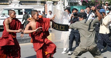 Saffron Curtain: How Buddhism Was Weaponized During the Cold War