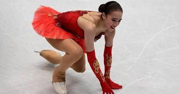Загитова провалилась, фигуристки из России впервые за 5 лет без медалей ЧМ. Что произошло