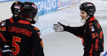 «СКА-Нефтяник» разгромил «Енисей» и второй раз подряд стал чемпионом России