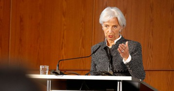 IMF's Lagarde Urges Euro Powers to Build Unified Capital Market