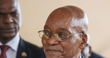 ANC Scrambles to Shun Zuma Ahead of His Corruption Trial