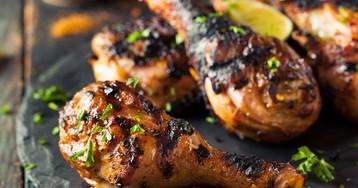 Цыплёнок по-карибски от Гордона Рамзи