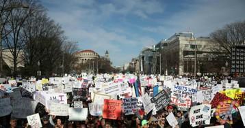 «Марш за наши жизни»: как по всему миру прошли акции против продажи оружия