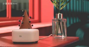 Xiaomi представила Mi AI Speaker mini — «умную» колонку по цене 1500 рублей