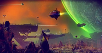 No Man's Sky is coming to Xbox One with a major content update