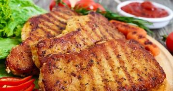 Стейки из свинины на сковороде – как в ресторане!