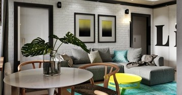 Как расставить мебель в маленькой трешке: 3 варианта