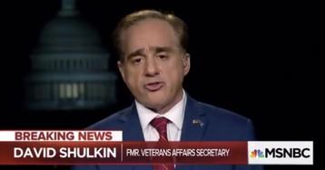 Former VA chief Shulkin: I was basically fired via tweet