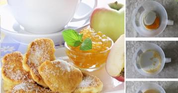 Яблочные оладьи на все случаи жизни: пошаговый фото рецепт