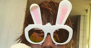 """Justin Bieber manda recado de Páscoa aos fãs: """"Não é sobre um coelho"""""""