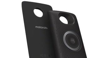 Novo Moto Snap com alto-falantes estéreo da Motorola chega ao Brasil por R$ 399