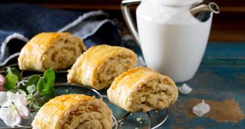 Гата (кята) – восточная сладость с грецкими орехами