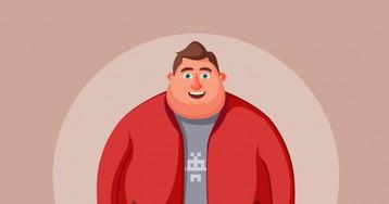 Нуочень забавный анекдот про мужчину, мечтавшего похудеть