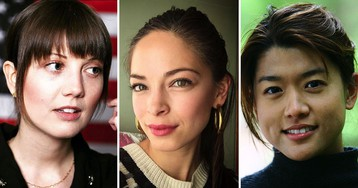 These Actresses Have Been Linked to an Alleged Sex Cult