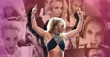 A maior contribuição cultural de Britney Spears para o mundo é sua conta no Instagram