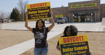 How Dollar General is taking over rural America