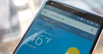 Weekend poll: How do you check the weather on your phone?