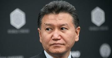 В ФИДЕ попросили Илюмжинова немедленно подать в отставку