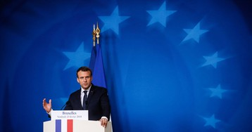 Macron Not Ready to Wean France Off Spending Addiction Just Yet