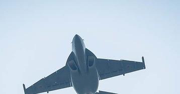 Як-130 разбился под Воронежем