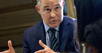 Fired EPA Employee Details 'Wasteful' Pruitt Spending