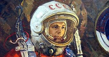 С Днемкосмонавтики!