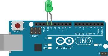 TypeScript: brincando com Arduino
