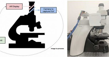 Google Research combines AR and a Microscope for cancer detection