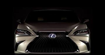 2019 Lexus ES reveals one seriously big risk