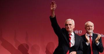 McDonnell Woos Past Enemies for U.K. Labour's Push for Power