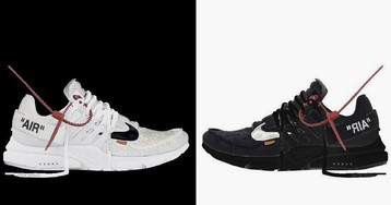 Take Your First Look at the Brand New Virgil Abloh x Nike Air Presto Design