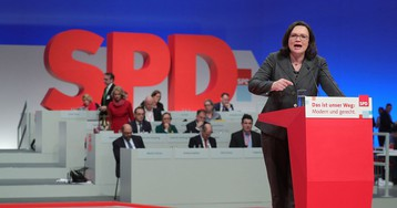 German SPD Elects First Woman Leader as Divisions Linger