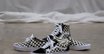 Here's How to Cop Vans' Summer-Perfect Checkerboard Lite Pack