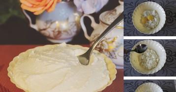 Домашний майонез на основе творога: пошаговый фото рецепт