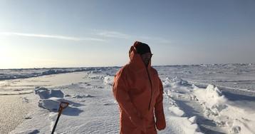 «Что я тут делаю, зачем?!»: полярный дневник карандашом