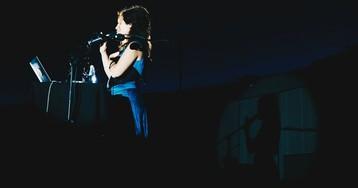Певица Перукуа представила в Москве программу «Голос и Космос»