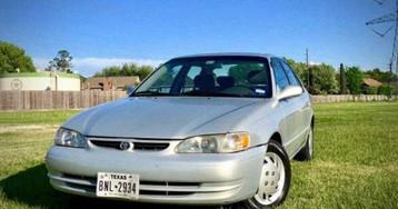 Техасец так сильно хотел продать старенькую Toyota, что создал настоящий шедевр рекламы на сайте объявлений